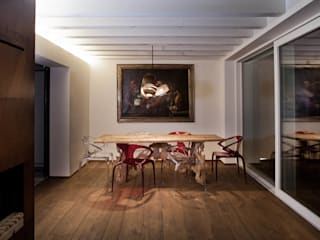 Modern dining room by Bolefloor Modern