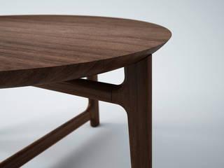 Product design - Twins SAMUELE SCIACOVELLI design studio SoggiornoTavolini Legno