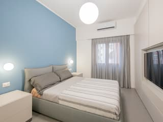 Moderne Schlafzimmer von Facile Ristrutturare Modern