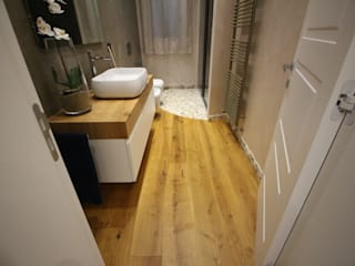 Bolefloor Modern bathroom