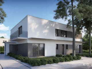 Rebuilding / Renowacja od Kola Studio Architectural Visualisation Minimalistyczny