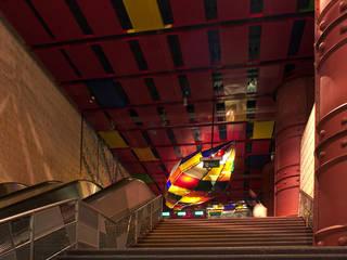 por Tomás Taveira & Associados - Arquitectura, lda