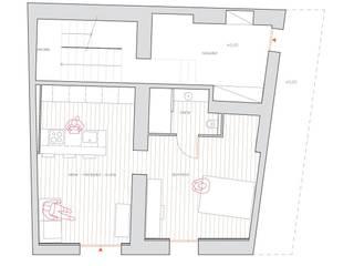 Esteve Arquitectes Condominio Legno Effetto legno