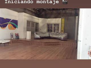 "Estudio de grabación ""Diálogos en Confianza"" Canal Once de HR® By Natalia Jiménez"