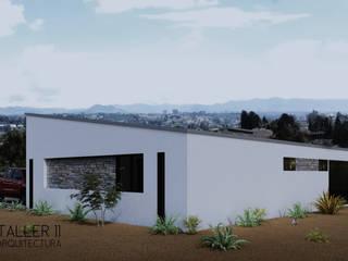 Casa Arbeláez de Taller Once Arquitectura Moderno
