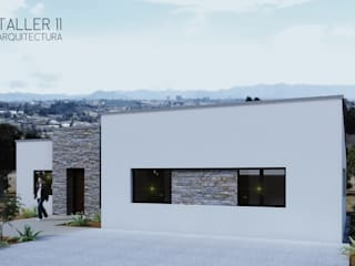 van Taller Once Arquitectura Modern