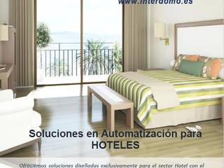 Automatización de Edificios Comerciales de INTERDOMO INGENIERIA S.A.S