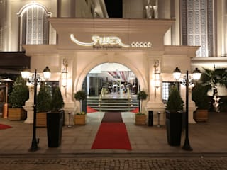 Sura Sophia Hotel Eklektik Oteller TECHNICLIGHT LED AYDINLATMA Eklektik