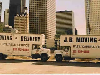JB Movers Los Angeles HogarAlmacenamiento