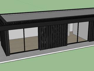 VIVIENDA UNIFAMILIAR | Roca, Río Negro de REZ Arquitectura | Diseño | Construcción Industrial