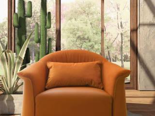Moderne Wohnzimmer von L&M design di Marelli Cinzia Modern