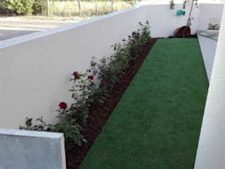 Relva Artificial por Lindo Jardim Moderno