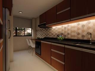 de DIKTURE Arquitectura + Diseño Interior Moderno