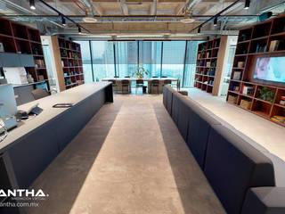 Tour Virtual 3D de Oficina Compartida- Terminal 1 Santa Fe de Bantha VR Minimalista