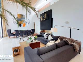 Luxury Home- Espectacular Casa Amueblada- Recorrido Virtual 360º de Bantha VR Moderno