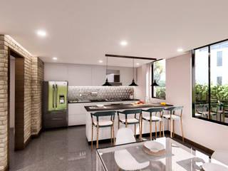 by Pro Escala Arquitectos SAS Modern