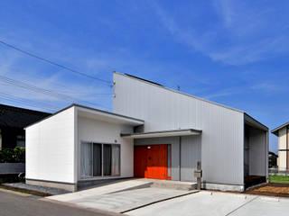 HOUSE-ISU 島田博一建築設計室 木造住宅