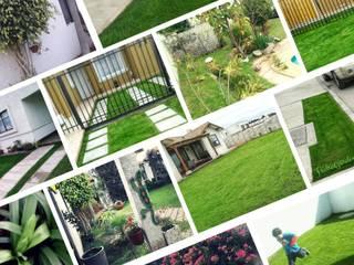 HG Jardinería สวน