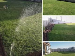 HG Jardinería Classic style garden
