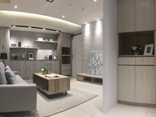 威均 -天翔 實品屋E11 根據 歐皇系統傢俱有限公司 北歐風