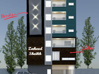 Madhapur site by Design Cell Int Modern