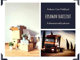 Eryaman Nakliyat Ankara Can Nakliyat Tropikal