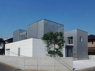 HOUSE-HHS 島田博一建築設計室 二世帯住宅