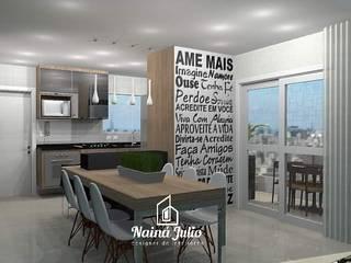 Oleh Nainá Julio - Designer de Interiores Minimalis