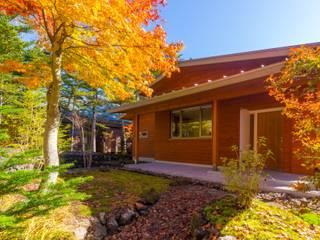 Modern home by 一級建築士事務所 アトリエ カムイ Modern