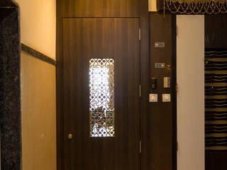 Residence at kalapataru towers , mumbai by The 7th Corner Interior Modern