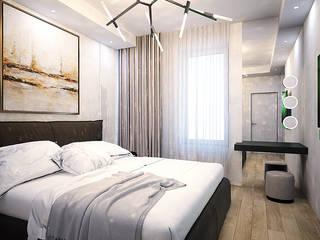 GAP Спальня в стиле минимализм от Burkov Studio Минимализм