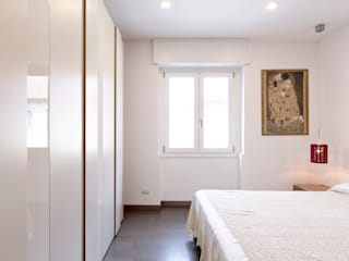Modern style bedroom by GruppoTre Architetti Modern