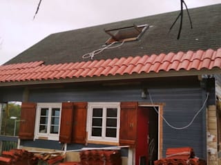Roofeco System SL Gable roof