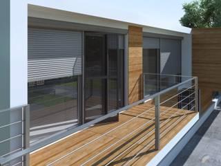 Szulzyk- Bauelemente Classic windows & doors Aluminium/Zinc