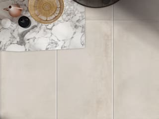 Tuscania S.p.A. Living room Tiles Grey