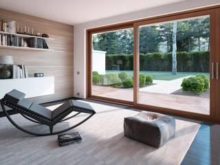 クラシカルな 窓&ドア の Szulzyk- Bauelemente クラシック