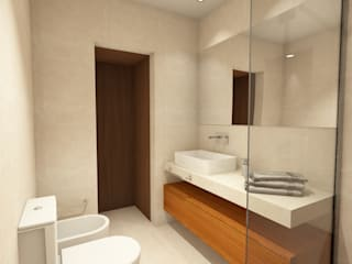 Modern Bathroom by Eduardo Coelho | Arquitecto Modern