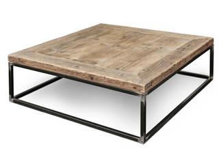 Tavolino in legno antico | Mod. Romeo Inventoom SoggiornoTavolini Legno massello