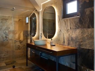 Zekeriyaköy Villa Projesi Monlab Design Modern Banyo