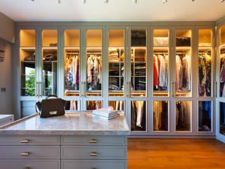 Zekeriyaköy Villa Projesi Monlab Design Modern Giyinme Odası