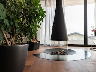Modern Living Room by Avantecture GmbH Modern