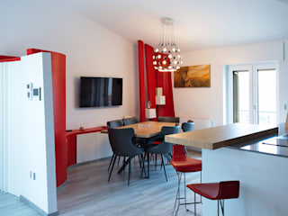 Moderne Esszimmer von Studio di Architettura e Design Giovanni Scopece Modern