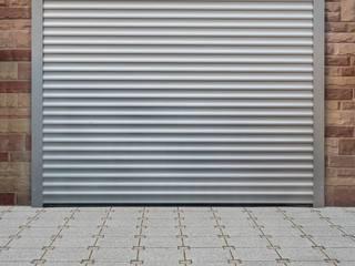 Szulzyk- Bauelemente Garage Doors Aluminium/Zinc