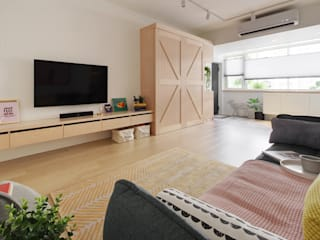 一葉藍朵設計家飾所 A Lentil Design Living room