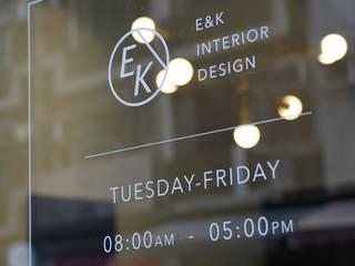 Workshop | Kaohsiung 宜客設計 根據 E&K宜客設計 現代風