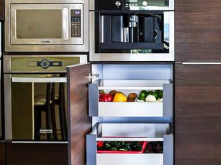 Minimalistische Küchen von UNO A UNO Minimalistisch