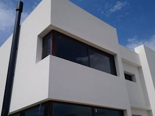 Nuevo Quilmes lote 2B04 Casas minimalistas de Bauwerk Arquitectura y Construccion Minimalista