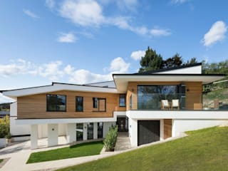 t-hoch-n Architektur Detached home