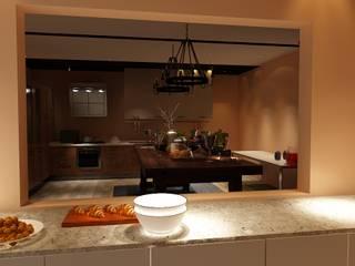 GAZE INTERIOR Built-in kitchens MDF White