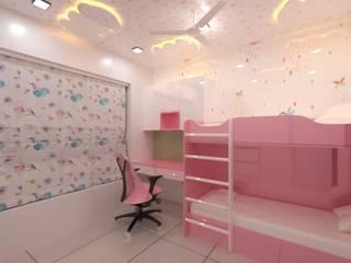 GAZE INTERIOR Baby room MDF Pink
